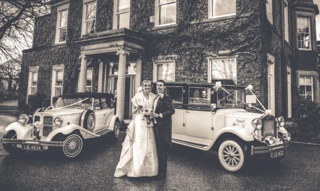 Wedding Video at Farington Lodge
