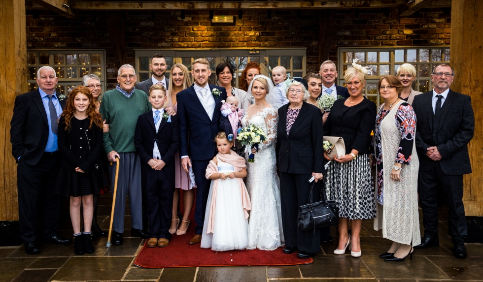 Wedding Video at Charnock Farm