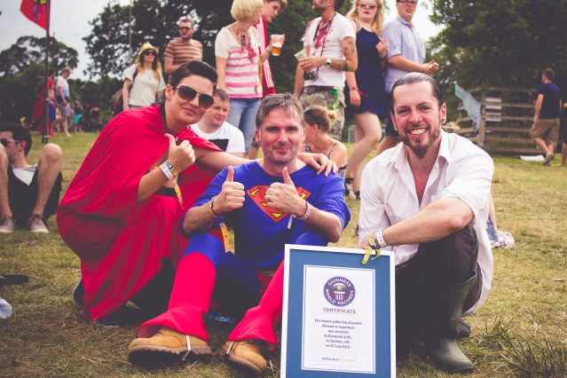 superman-Guinness-world record